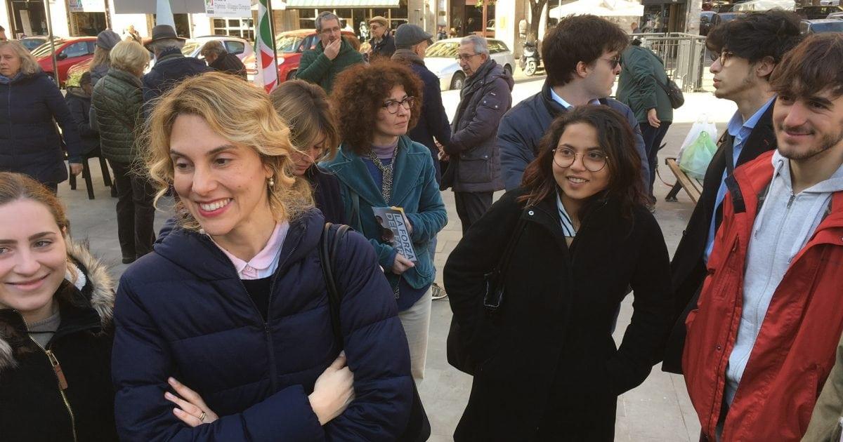 Marianna Madia - per un paese che cambia - candidata a roma